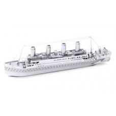 Metal Earth - Titanic Ship 3D Model