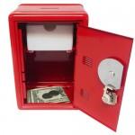 Metal Safe Money Box