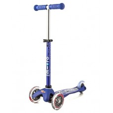 Scooter - Mini Micro Deluxe Blue
