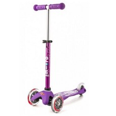 Scooter - Mini Micro Deluxe Purple FREE GIFT WITH PURCHASE