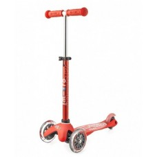 Scooter - Mini Micro Deluxe Red