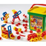 Mobilo - Junior Bucket - 106 pc