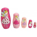 Nesting Cups / Dolls - Fairy - Fun Factory