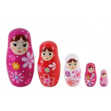 Nesting Cups - Babushka Doll - Fun Factory
