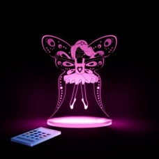 Nightlight LED USB - Fairy Ballerina