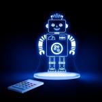 Nightlight LED USB -  Robot