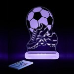 Nightlight LED USB - Soccer