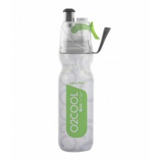 O2Cool Mist n Sip Arctic Squeeze Drink Bottle - Green