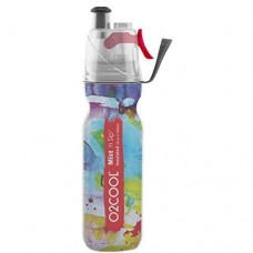 O2Cool Mist n Sip Arctic Squeeze Drink Bottle - Watercolour C