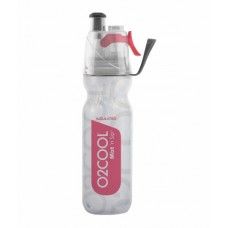 O2Cool Mist n Sip Arctic Squeeze Drink Bottle - Red