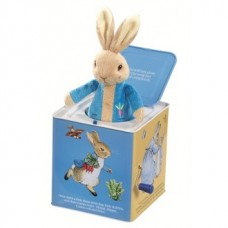 Jack in the Box - Peter Rabbit