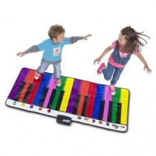 Piano Mat Rainbow