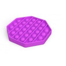 Push Pop Bubble Sensory Toy - Octagon