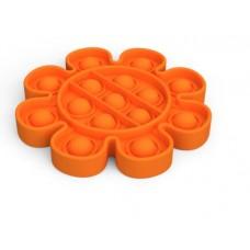 Push Pop Bubble Sensory Toy - Flower