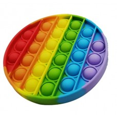 Push Pop Bubble Sensory Toy - Circle