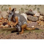 Rock Wallaby Figurine