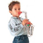 Saxophone Toy - 4 Keys - Bontempi