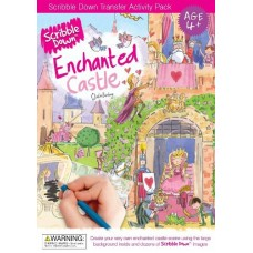 Scribble Down - Enchanted Castle