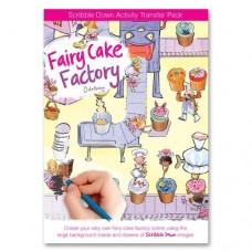 Scribble Down - Fairy Cake Factory
