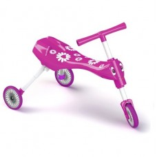 Scuttle Bug Trike Butterfly Pink - Mookie