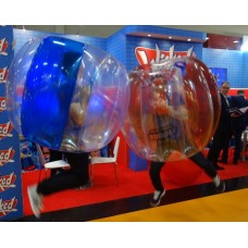 Socker Bopper Body Bubble Ball NEW