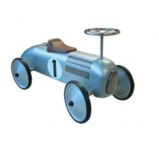 Speedster Pushcar - Silver
