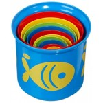 Stacking Buckets 11 pieces - Gowi