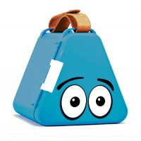 Teebeebox Travelpod - Food Safe - Activity Centre - Blue