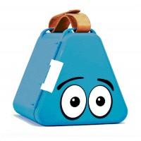 Teebeebox Travelpod - Food Safe - Activity Centre - Blue