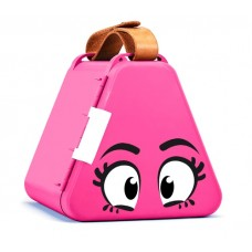 Teebeebox Travelpod - Food Safe - Activity Centre - Pink  AVAILABLE MARCH