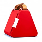 Teebeebox Travelpod - Food Safe - Activity Centre - Red