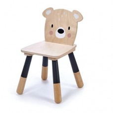 Children's Chair - Forest Bear - Tenderleaf