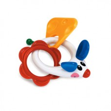 Mouse Rattle Primary - Tolo Toys