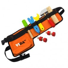 Tool Belt with Tools - Viga Toys