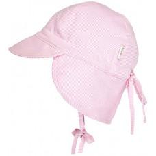Hat Toshi - Flap Cap - Blush Stripe