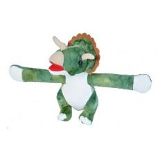 Huggers Slap Bracelet - Triceratops - Wild Republic