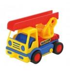 Truck Wader Basics - Fire Truck