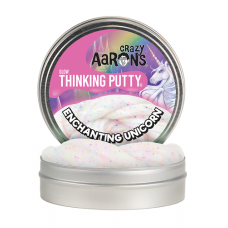 "Crazy Aaron's Thinking Putty - 4"" Tin - Enchanting Unicorn"