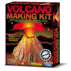 Volcano Making  - KidzLabs 4M