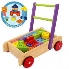Walker with Blocks - I'm Toys