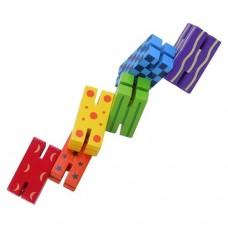 What'zit Wooden Fidgit Puzzle