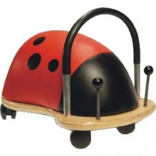 Wheely Bug - Ladybird Small