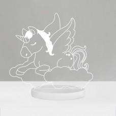 Nightlight Duski Dream Light LED USB - Unicorn