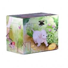 Music Jewellery Box Puppy Love - Enchantmints