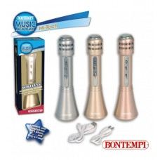 Microphone Wireless Bluetooth - Bontempi
