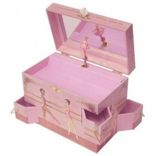 Music Jewellery Box Ballet School - Enchantmints