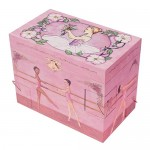 Music Jewellery Box Ballet School - Enchantmints