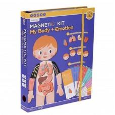 Magnetic Kit - My Body + Emotion - MierEdu