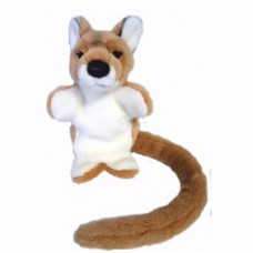 Hand Puppet - Kangaroo Long Tail