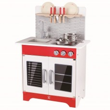 Kitchen City Play Cafe - Hape   LIMITED STOCK